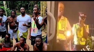 Meek Mill Scared In Jamaica Ask Police For Escort Out Kingston Hood...DA PRODUCT DVD
