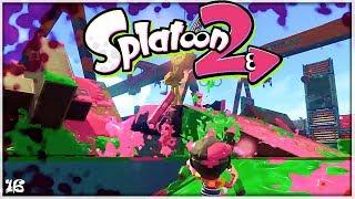 Ich jage Miri - Splatoon 2 - 16 - Balui - Miri33 - Nintendo Switch Gameplay German