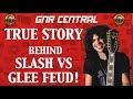 Capture de la vidéo Guns N' Roses Documentary  Slash Vs Tv Show Glee!