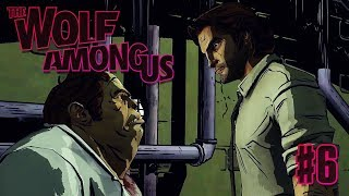 The Wolf Among Us: Episode 2 Part 1 - INTERROGATION (Telltale Game Series)