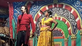 (MK.ராதாகிருஷ்ணன்: 82487 40842)Baboon  Dance comedy