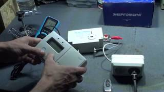 Как остановить электросчетчик СЕ208 переделанный