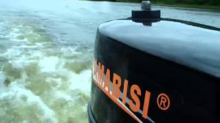 Yamabisi Заябиси Outboard motor Yamabisi 5hp
