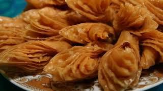 Медовая пахлава: рецепт приготовления