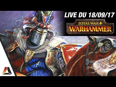 Warhammer Coop avec Troma #1 : Débuts en Bretonnie