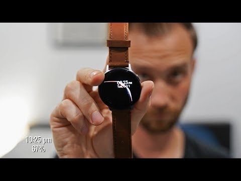 Samsung Galaxy Watch Active 2 Real-World Test
