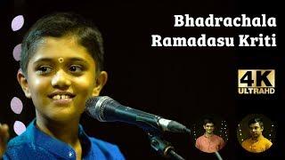 Sree Rama Nee Nama   Rahul Vellal   Bhadrachala Ramadasu Kriti   ArtsforLife