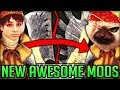 Custom Weapon Models + Required Model Swaps - Monster Hunter World Top PC Mods! #mhw #mhwmods