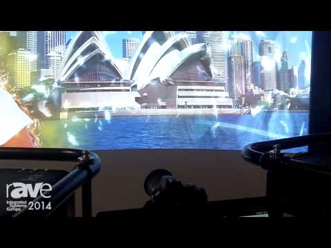 ISE 2014: Panasonic Demonstrates Automatic Adjustment Software