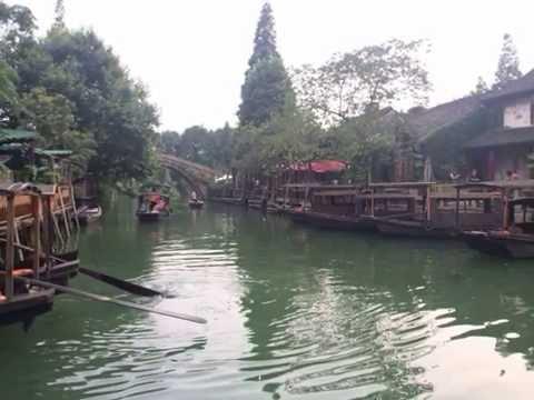 Cảnh đẹp thành phố Hàng Châu ( Hángzhōu ) , Trung Quốc