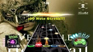 Guitar Hero 3 Custom - Versailles - Faith & Desicion (4300 notes)