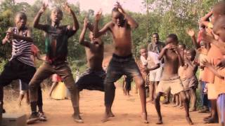 Masaka Boys Dancing Viva Africa