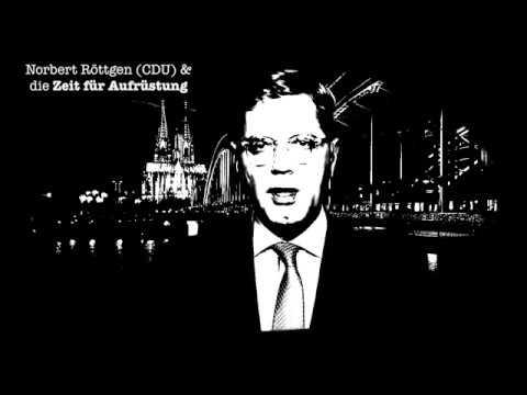 Der Ton macht die Musik: Norbert Röttgen (CDU) und die Zeit für Aufrüstung!