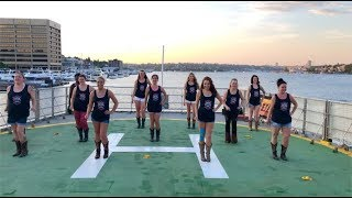 Kane Brown - Lose It Line Dance (Boot Boogie Babes) Video
