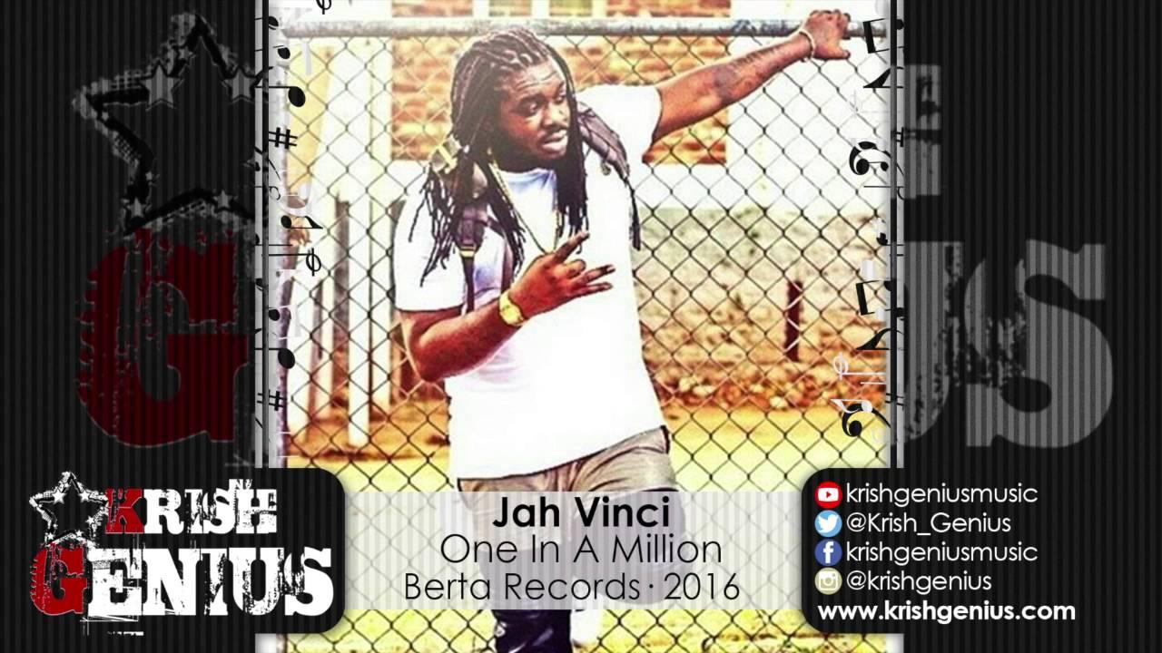 Jah Vinci - One In A Million [Fresh Groove Riddim] March 2016
