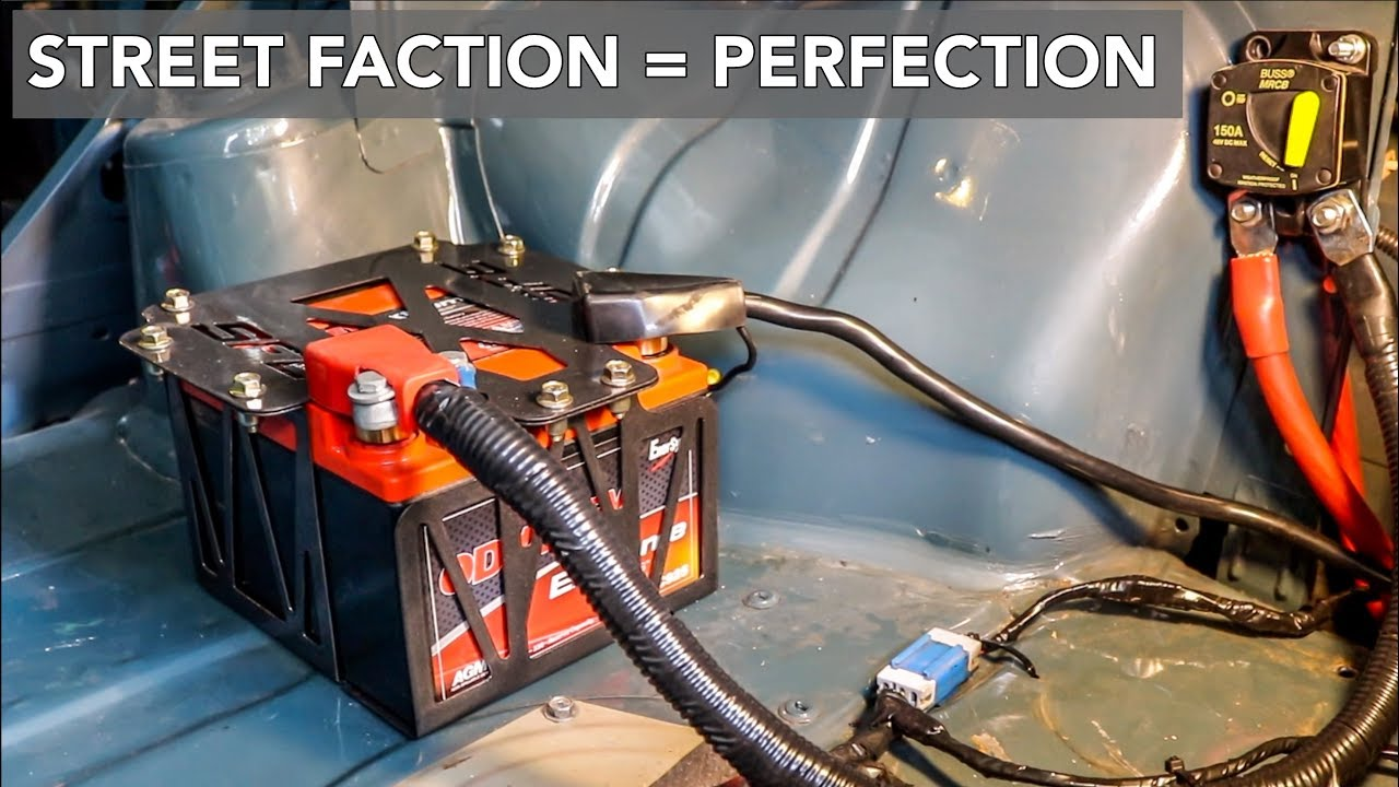 relocated battery box install s13 240sx moving a fuse box 240sx fuse box battery #5