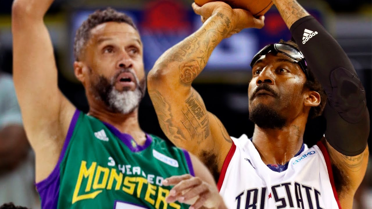 3 Headed Monsters vs Tri-State - HARD Game - Highlights | Week 5 | Season 3, BIG3 Basketball