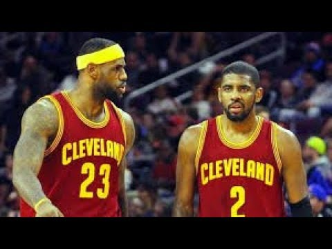 CAVS PLAYERS CRYING FOUL AFTER THEY RAN KYRIE IRVING OUT OF CLEVELAND!