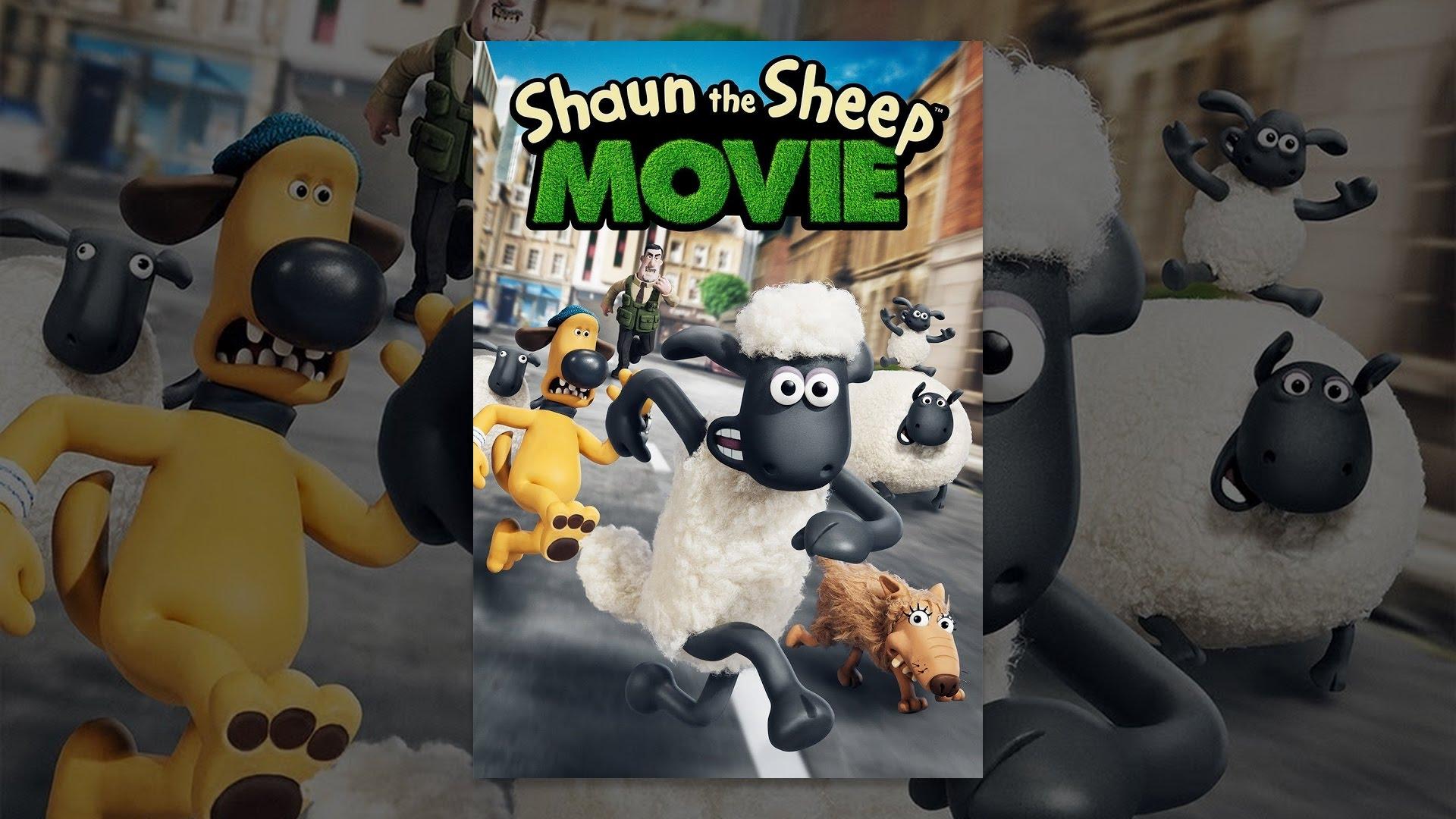 Shaun the Sheep Movie - YouTube