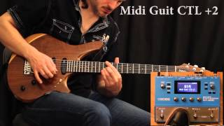 bOSS TONE CENTRALSY-300 played by Alex Hutchings