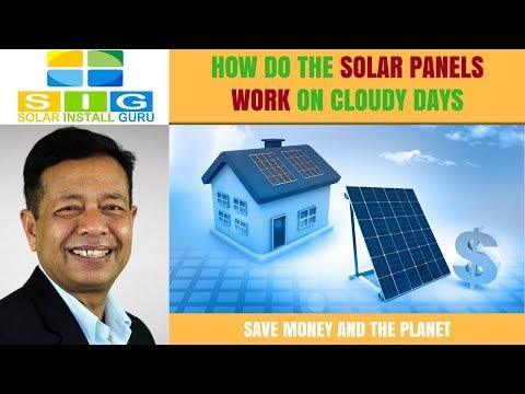 how-do-the-solar-panels-work-on-cloudy-days