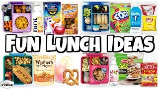 SIS vs SIS Lunch Idea Challenge 🍎 YOU Choose Our Lunches