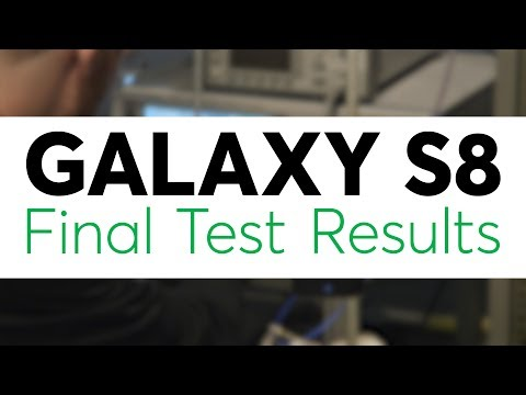 Galaxy S8 Phones Top Consumer Reports