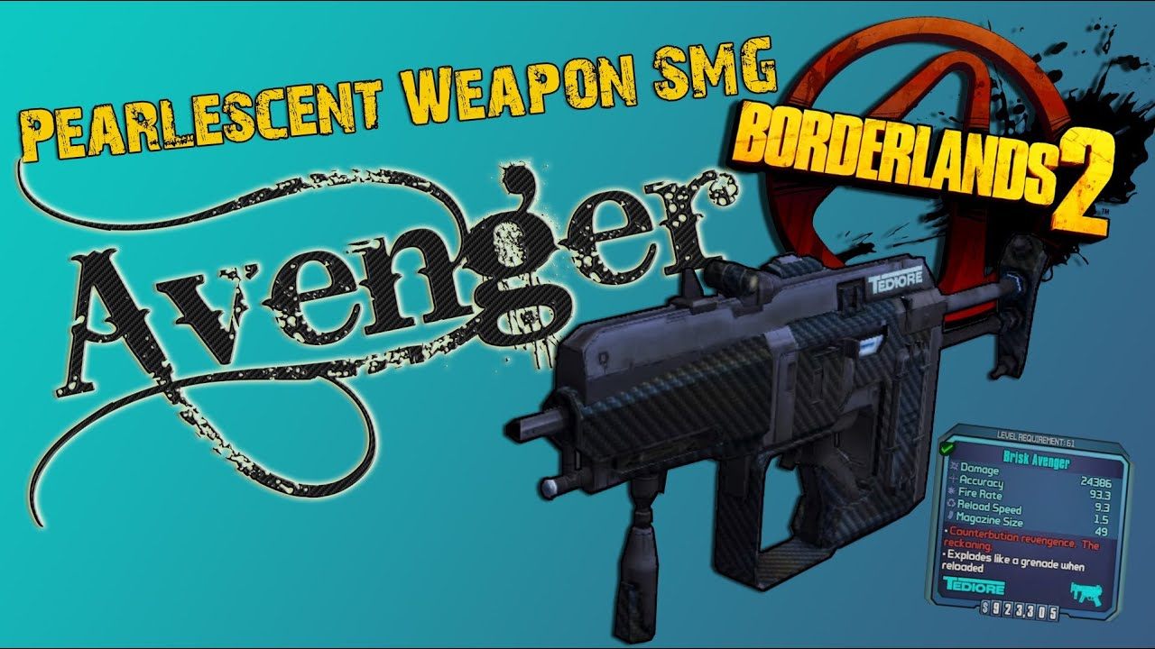 Pearlescent weapons borderlands 2 drop rate