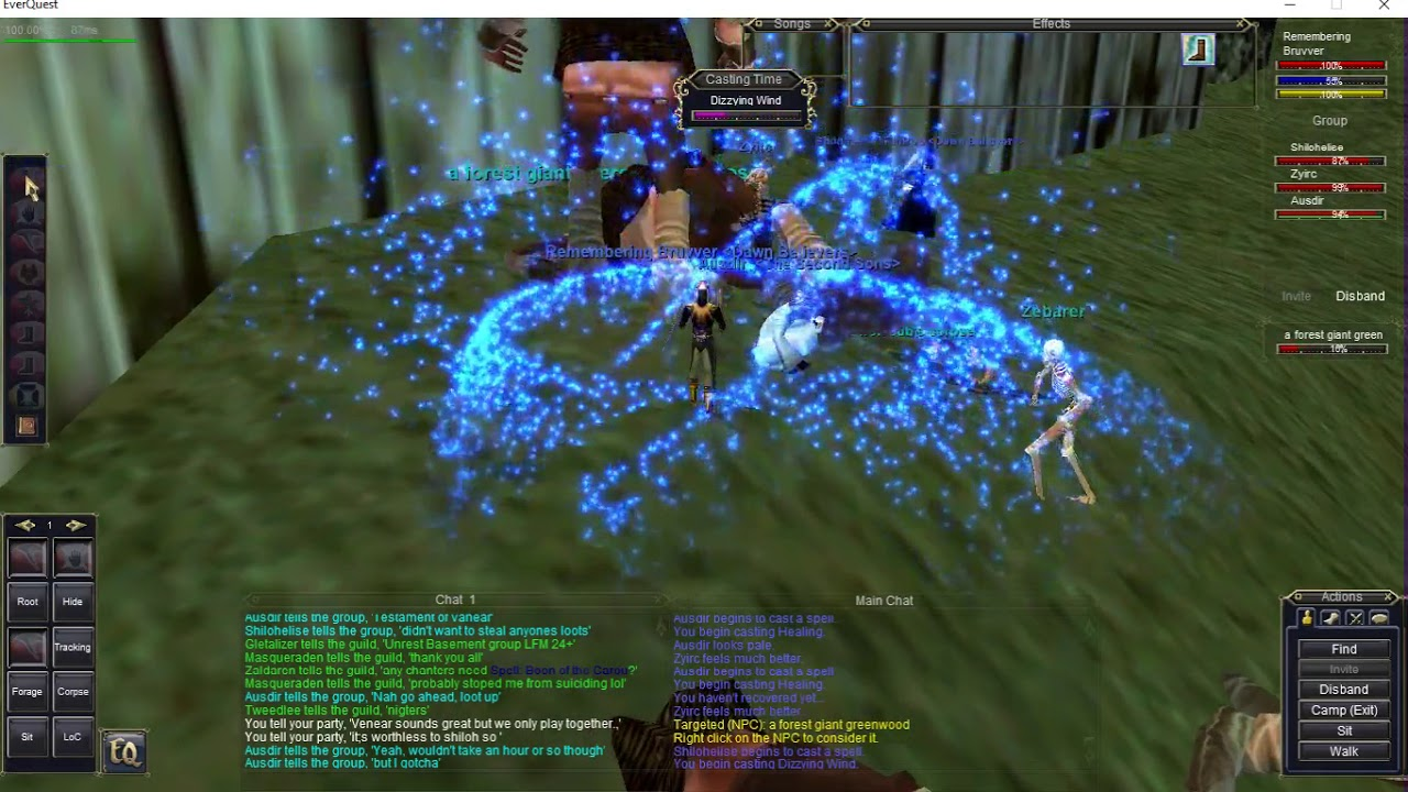 Project 1999 EverQuest  Duoing with the Fiance! Warsliks Woods