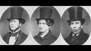Vintage Mugshots of American Criminals From the 1850s: Part 3