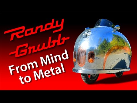 Randy Grubb: From Mind to Metal