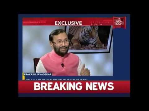 To The Point : Prakash Javadekar Exclusive Interview With Karan Thapar