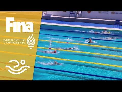 LIVE - Swimming Day 1: Hajos Pool A | FINA World Masters Championships 2017 - Budapest