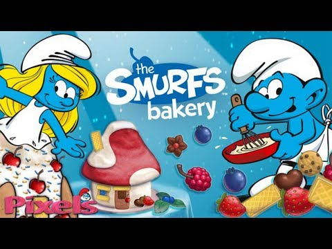 The Smurfs Bakery – Dessert Maker! Fun Game for Kids