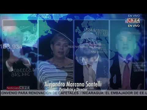 A Debate... Con Alejandro Marcano Santelli Mar16