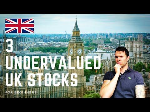 3 Undervalued UK Stocks   Dividend Portfolio   Trading 212