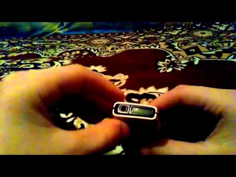 Обзор Nokia 1800 #2