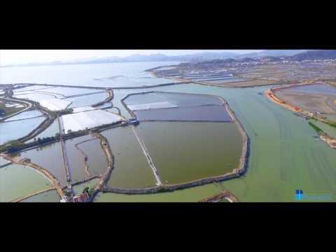 DJI P3Pro||Aerial videography||China Shanwei || 中國汕尾航拍