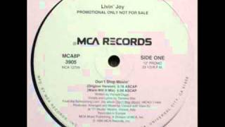 Livin Joy - Don_#39;t Stop Movin ( Original ).mp4