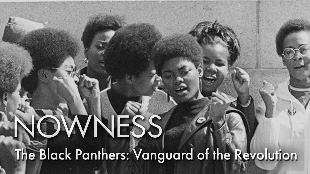 Civil Rights Movements During Black Panthers 4