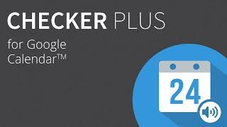 Checker Plus Google Calendar thumbnail