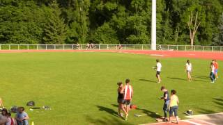 "400m Meeting St Egreve 2014 - 48""39 GROSSMANN-WIRTH Gilles - 48""90 FONTAINE Pierrick"