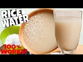 Rice Water for Hair Growth 100% Works!