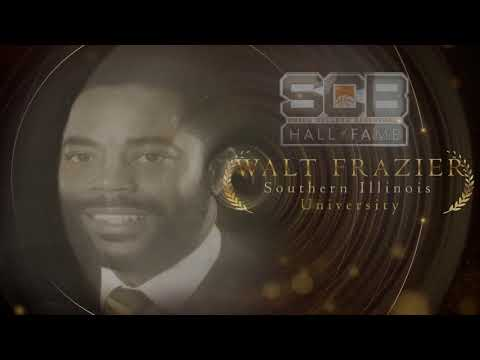 Walt Frazier 2017 SCB Hall of Fame Induction