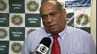 PM sendo morto no Rio de Janeiro