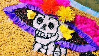 Cómo hacer un altar de muertos - Procedimiento paso paso para hacer altares