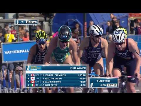 2017 WTS Stockholm Women Highlights