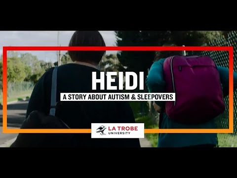 Heidi: a story about autism and sleepovers