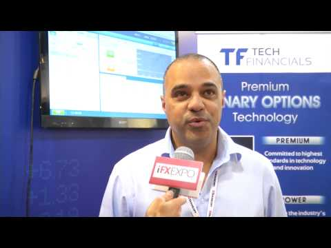 Tech Financials Interview - iFX EXPO Asia 2014