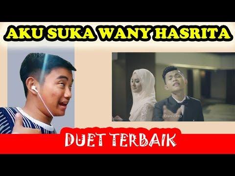 Tajul & Wany Hasrita - Disana Cinta Disini Rindu MV REACTION